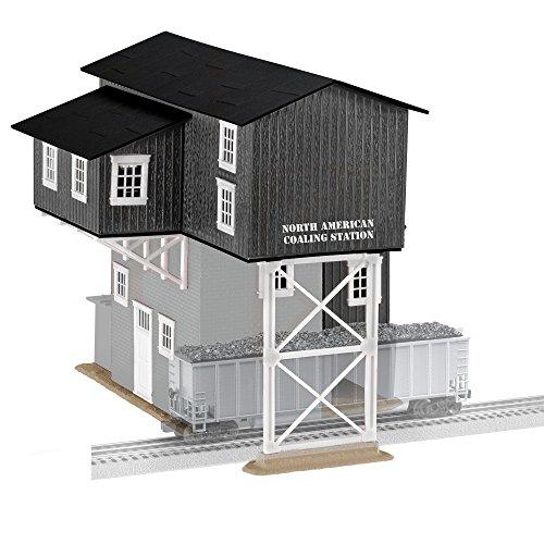 Lionel Model Train Accessories, FasTrack O Gauge, Coaling Station