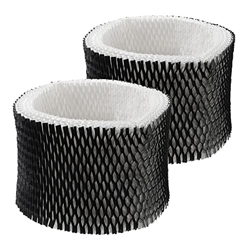 Ximoon Holmes HWF62 Humidifier Filter Replacement for Holmes Models HM1701, HM1761, HM1300 & HM1100; Compare to Part # HWF62, HWF62D (2)