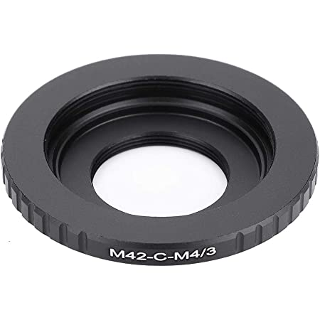 Fotodiox Pro Lens Mount Adapter For M42 Screw Mount Camera Photo