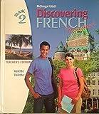 Discovering French, Nouveau - Blanc Teacher's Edition