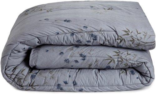 Calvin Klein Home Bamboo Flower King Comforter, Hyacinth