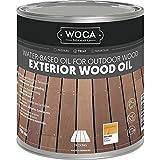 Woca 617963A - Aceite de exterior (2.5 L, protection UV)