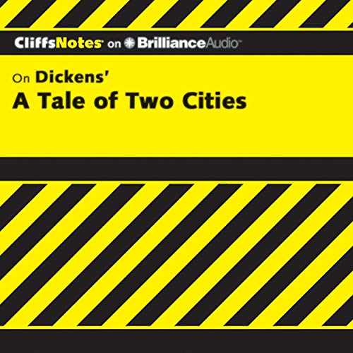 A Tale of Two Cities: CliffsNotes  By  cover art