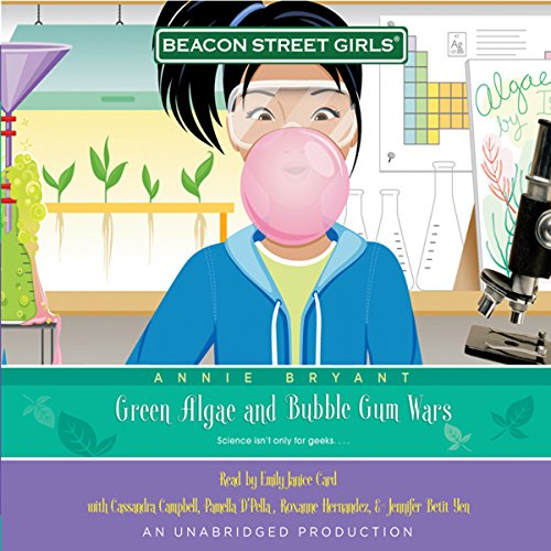 Green Algae and Bubblegum Wars audiobook cover art