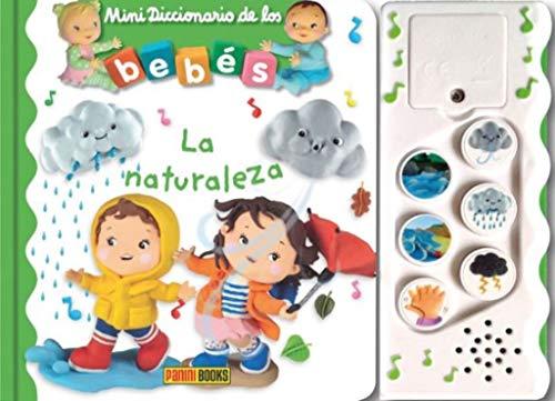 La naturaleza. Mini diccionarios de los bebés sonoros