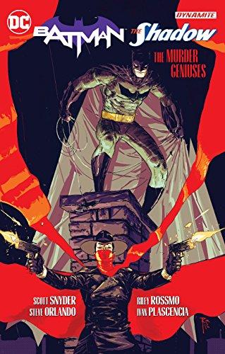 Batman/The Shadow: The Murder Geniuses (Batman / The Shadow)