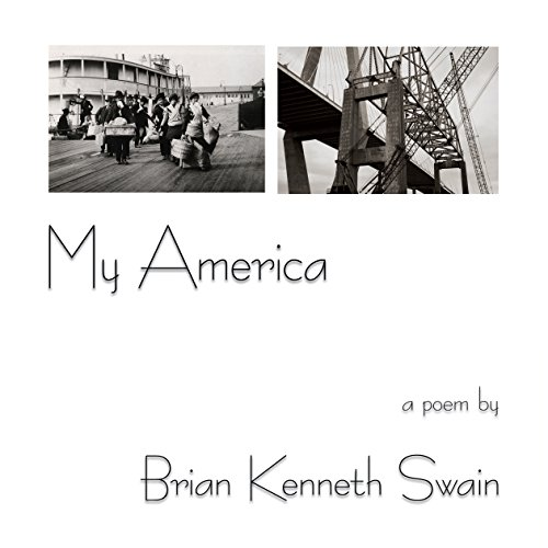 My America audiobook cover art