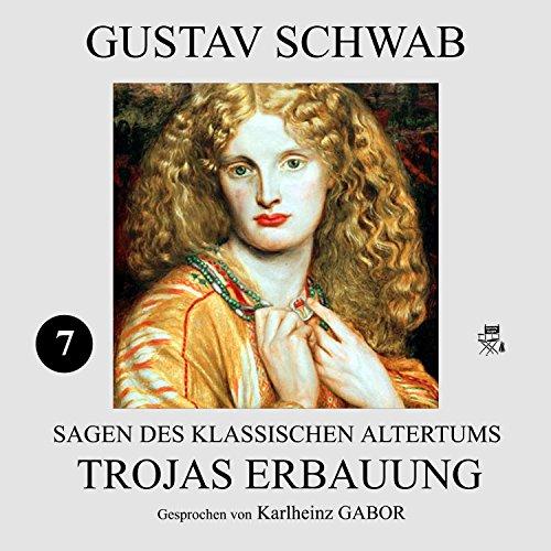 Trojas Erbauung audiobook cover art