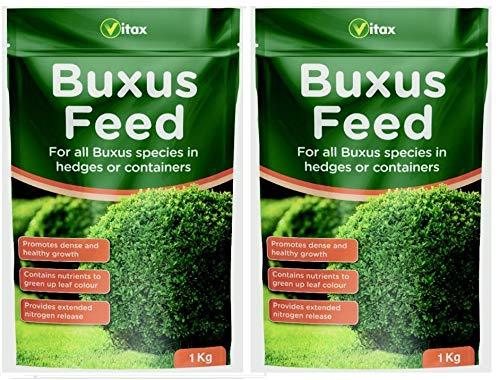 Vitax - Engrais pour buis 1 kg