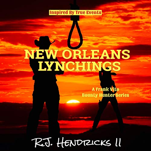 Couverture de New Orleans Lynchings