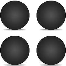 Cikuso 4 Piezas Estuche Inferior Patas de Goma Almohadilla de Pad para Apple Computadora Portátil Macbook Pro A1278 A1286 A1297 13 Pulgadas 15 Pulgadas 17 Pulgadas