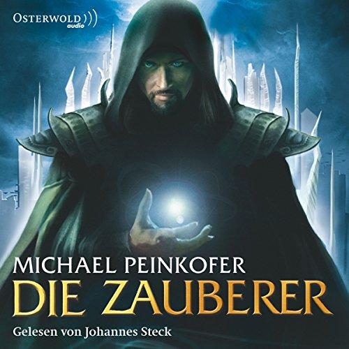 Die Zauberer audiobook cover art