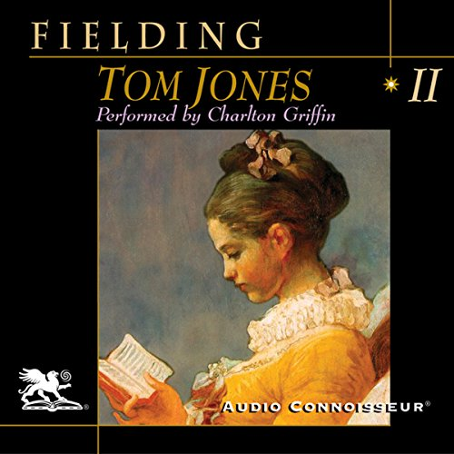 Tom Jones, Volume 2 audiobook cover art