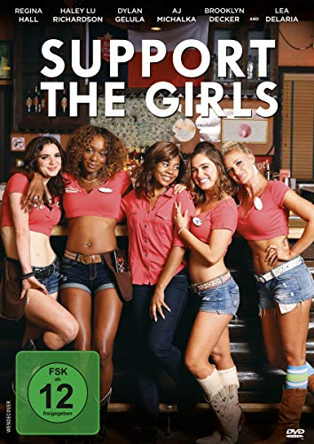 Support the Girls [Alemania] [DVD]