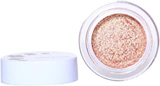 Fashion Fever Makeup New Lustrous Ultra Pigmented Makeup Eyeshadow-FFLS03 (ROSE GOLD)