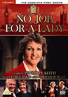 No Job For A Lady - The Complete First Series