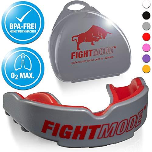 weletix Profi Sport Mundschutz (2020) - Verbesserte Luftkanäle für mehr Kondition - Komfort und sicherer Halt im Kampfsport, Boxen, MMA, Kickboxen, American Football, Hockey - für Erwachsene, Kinder