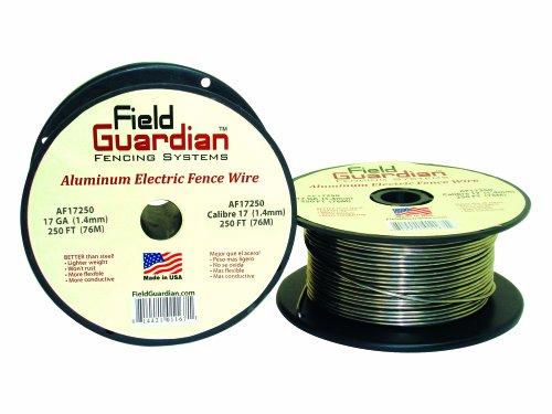 Field Guardian 15-Guage Aluminium Draht, 150-feet