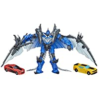 Hasbro A7757E250 Transformers Bumblebee and Stinger Battle