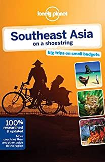 Lonely Planet Southeast Asia on a shoestring (Travel Guide)