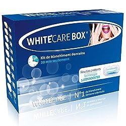 kit blanchiment des dents White Care Box