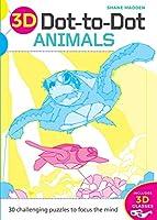 3D Dot-to-Dot: Animals (3d Dot to Dot)