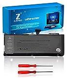 ZJS Batería de Repuesto para Pro 15 'A1321 A1286 (mediados de 2009, principios de 2010, finales de 2010) MB985 * / A MB985CH / A MB986LL / A MC118 MC118CH / A [10,95V 77.5Wh]