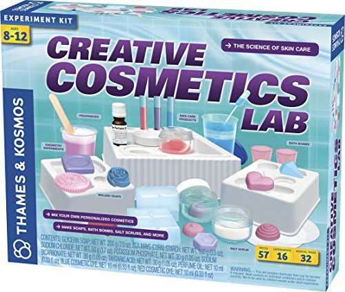 Creative Cosmetics Lab Science Kit