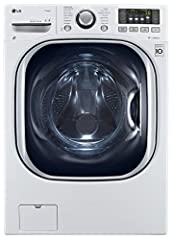 4.3 Cu. Ft. Capacity NeveRust Stainless Steel Drum 14 Wash Cycles / 4 Dry Cycles / 8 Options / 5 Temperatures Steam Gently But Powerfully Penetrates Fabrics ColdWash Enhanced Motions Penetrate Deep Into Fabrics