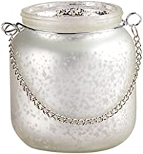 Kate Aspen 27116NA Champagne Frosted Mercury Hanging Lantern