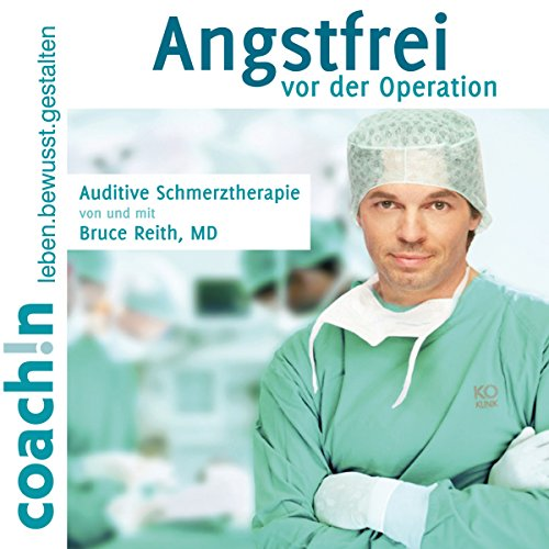 Angstfrei vor der Operation cover art