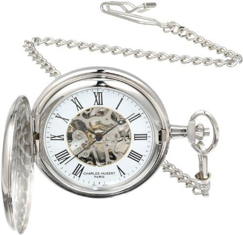 Charles-Hubert, Paris 3576-W - Reloj de bolsillo mecánico