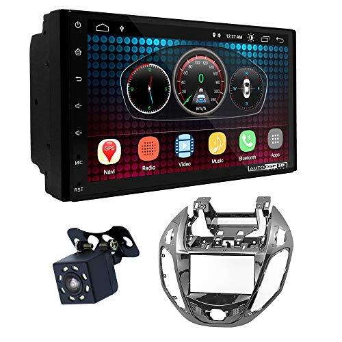 UGAR EX6 7 pollici Android 6.0 DSP Navigazione GPS per Autoradio + 11-492 Kit di Montaggio compatibile per Ford B-Max 2012-2017