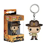 Funko - Porte clé Walking Dead - Rick Grimes Blood Splattered 4cm - 0849803070755...