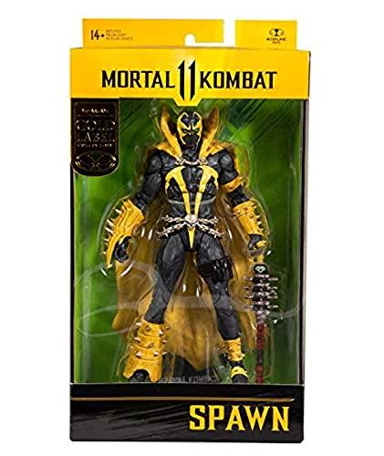 McFarlane Toys Gold Label Wave 2 - Mortal Kombat 11 Spawn (Fluch der Apokalypse) 11026-5