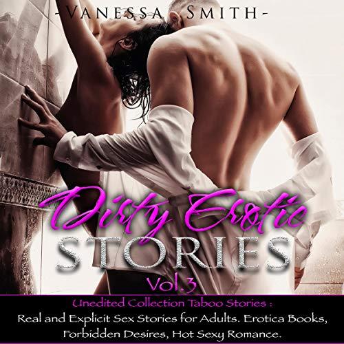 Dirty Erotic Stories Vol.3 cover art
