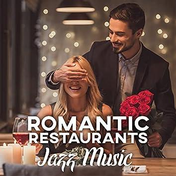 Romantic Restaurants Jazz Music Background: Dinner for Two