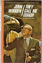 They Call Me Coach by John R. Wooden (1972-12-02)