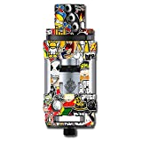 Skin Decal Vinyl Wrap for Smok TFV12 Cloud Beast King Tank Vape Mod Stickers Skins Cover/Sticker Slap