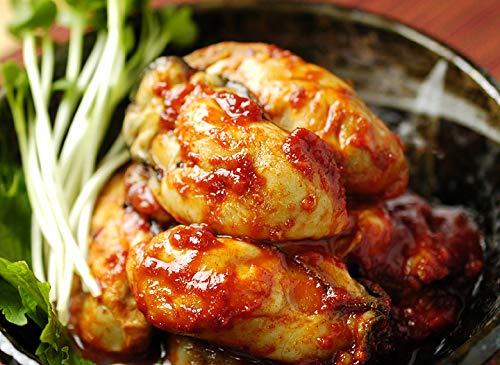 蒸し牡蠣キムチ300g 関西TV「ナンボDEなんぼ」で紹介!金基福ハルモニが作る舌に残る旨味が最高の海鮮キムチ(ギフト・中元 歳暮)【冷凍・冷蔵可】