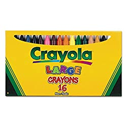 Crayons to inspire your special child to make works of art