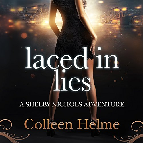 Laced in Lies audiobook cover art