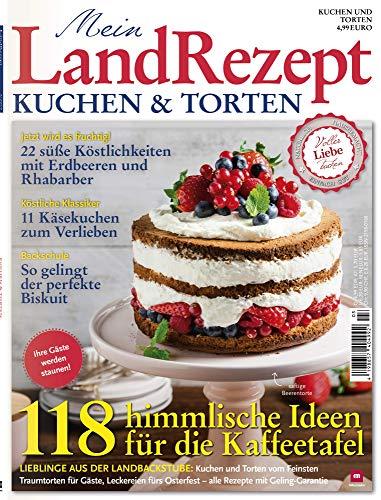 Mein LandRezept - Kuchen & Torten