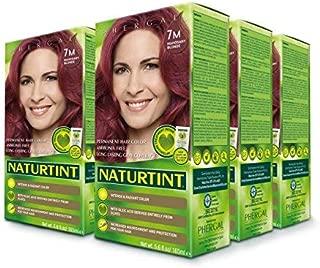 Naturtint Permanent Hair Color - 7M Mahogany Blonde, 5.6 fl oz (6-pack)