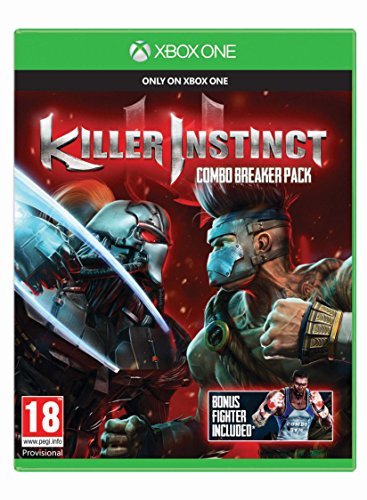 Microsoft Killer Instinct, Xbox One Básico Xbox One Inglés vídeo - Juego (Xbox One, Básico, Xbox One, Acción / Aventura, T (Teen), Inglés, Iron Galaxy)