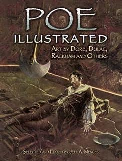 Poe Illustrated (Dover Fine Art, History of Art)