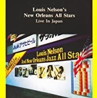 Live in Japan by Louis Nelson's New Orleans All Stars (1994-05-03)