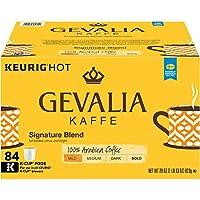 84-Count Gevalia Signature Blend Mild Roast K-Cup Coffee Pods