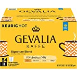 Gevalia Signature Blend Mild Roast K-Cup Coffee Pods (84 Pods)