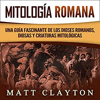Mitología Romana [Roman Mythology] cover art